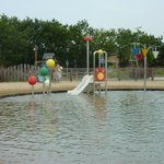 Lac de baignade