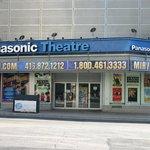 Panasonic Theatre Exterior