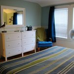 Sheepscot Bay master bedroom