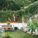 Garden Courtyard with BBQ