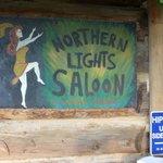 Cool logo, hilarious hippy sign :)