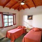Cabaña de 2 dormitorios segundo dormitorio