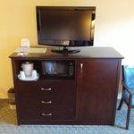 HI Express Fort Bragg: Room Amenities