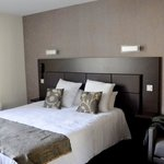 Modern, comfortable room