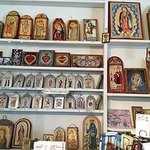 Retablos - Paintings of Saints