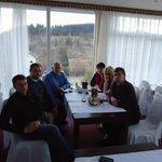 2012 осень папа, брат, сестра, тётя Алла, и её зять Игорь  ну и я