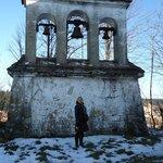старая церковь на горе