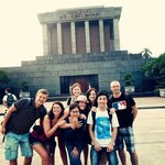 A tour with Hanoikids!