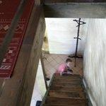 L'escalier du duplex