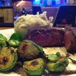 Wagu steak... reservations needed.