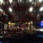 Amber Lounge bar area