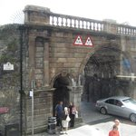 Ferryquay Gate from Bar