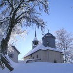 ND des Vertues in winter