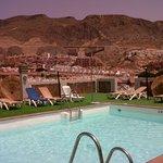 Piscina hotel Andarax (Aguadulce) Almeria