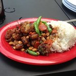 kung pao with shrimp