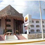 Photo de Hotel Costa Maya Inn