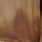leaking airco (curtains)