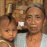 arakanaise tatouée