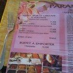 Photo de Paradis Wok Restaurant Asiatique Sarl