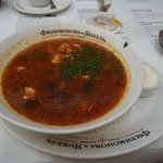 Delicious Fish Soup