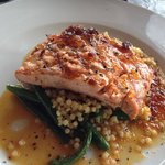 salmon lunch special