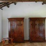 mobili antichi nella camera