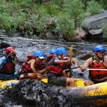 """Blackwater rafting"""