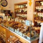 Baked goods aplenty
