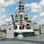 USS Massachusetts (Big Mamie)
