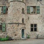 Entrance to Chateau de Durianne