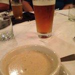 WONDERFUL SOUP, great beer