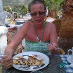 Pancake heaven at the Mirage