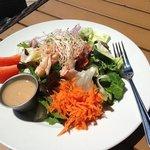 david's lobster salad
