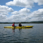 Kayak Rentals on site!