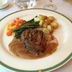 Angus Tenderloin Steak