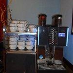 Breakfast Buffet Coffee