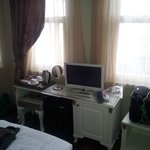 in room facilities