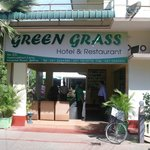 Entrance to Green Grass