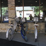 bicycles for guests!
