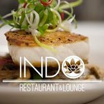 INDO's signature chilean sea bass with a rice wine and sesame sauce