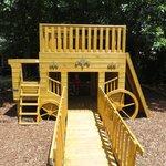 Cinderella's Play Area