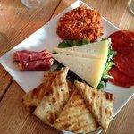 La Manch Plate...wonderful!