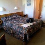 Foto de Cardston Flamingo Motel