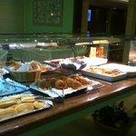 Plentiful Breakfast Buffet
