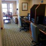 Hotel interrior