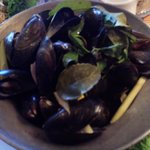 FABULOUS RECIPE for the mussels here
