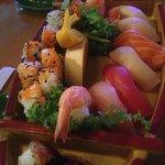 Mori A sushi boat