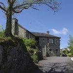 A view of Limestone Lodge.