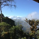 Brekfast view