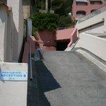 Accesso ai garage